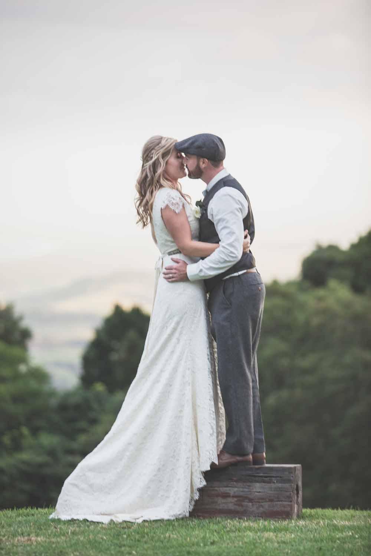 Real wedding - Irish Charm - Tara and Daniel