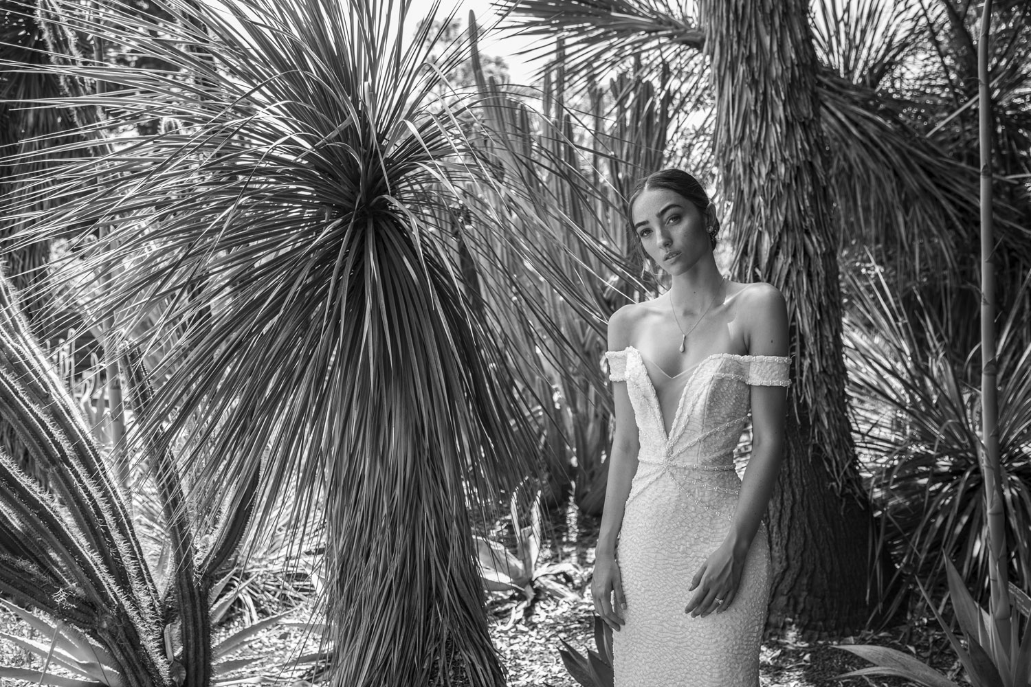 Gown by Amarige Bridal