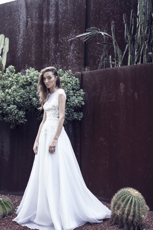Gown by Rhonda Hemmingway