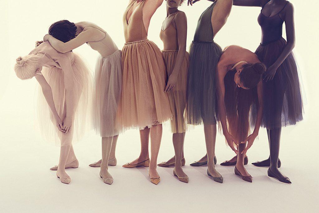 Louboutin Nudes Collection: 'Solasofia Flat'